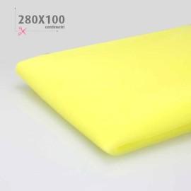 TULLE GIALLO H 280 x 100 cm