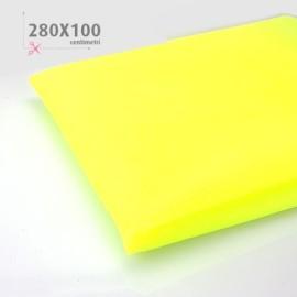 TULLE GIALLO FLUO H 280 x 100 cm