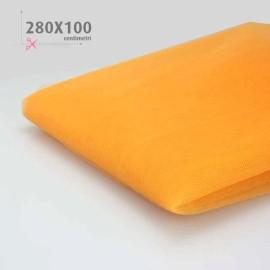 TULLE ARANCIO H 280 x 100 cm