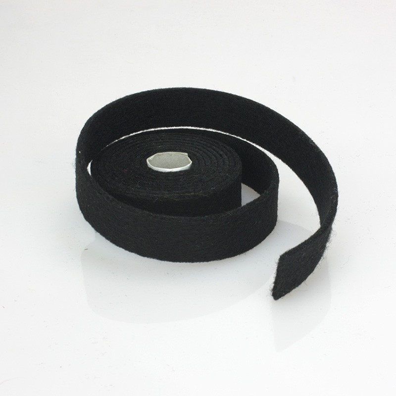 TAPE the FELT 2 cm x 1.5 m - BLACK