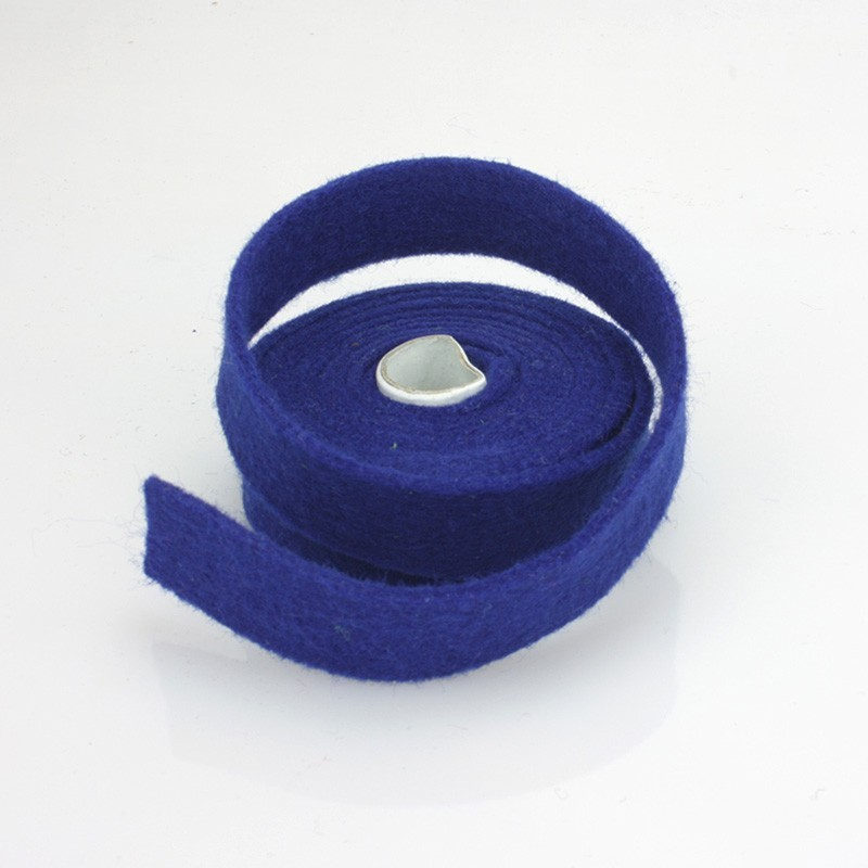 NASTRO IN FELTRO CELESTE - DIM. 2 CM  x 150 CM