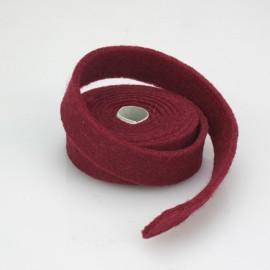 NASTRO IN FELTRO ROSA - DIM. 2 CM x 150 CM