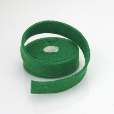 TAPE GREEN FELT POOL TABLE - DIM. 2 CM x 150 CM