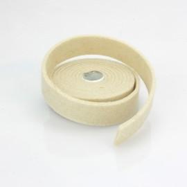 TAPE BROWN FELT - DIM. 2 CM x 150 CM