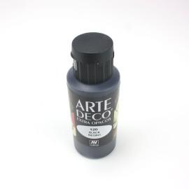 COLORE ACRILICO DECO 60 ML NERO - EXTRA OPACO