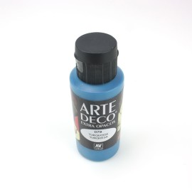COLORE ACRILICO DECO 60 ML TURCHESE - EXTRA OPACO