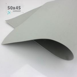 GOMMA CREPLA / MOOSGUMMI / FOMMY 50 X 45 CM - GRIGIO