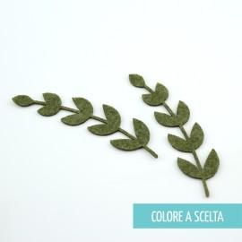"""RAMETTO """"MODELLO 6"""" IN PANNOLENCI - COLORE A SCELTA"""