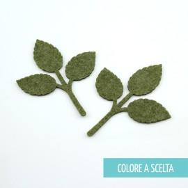 """RAMETTO """"MODELLO 7"""" IN PANNOLENCI - COLORE A SCELTA"""