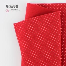 KIT RISPARMIO 5 PANNOLENCI MIX - RED POIS