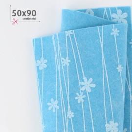 KIT RISPARMIO 5 PANNOLENCI MIX - FLOWER CELESTE