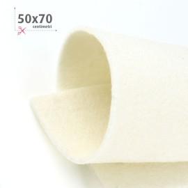 FELTRO CREMA 50X70 CM