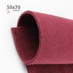 FELTRO BORDEAUX 50X70 CM
