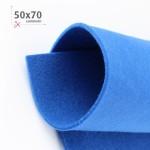 FELTRO BLU ELETTRICO 50X70 CM