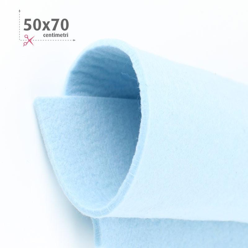 FELTRO CELESTE 50X70 CM