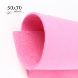 KIT RISPARMIO 5 FOGLI FELTRO 50X70 CM - GIRL