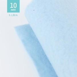 ROTOLO PANNOLENCI CELESTE H180 CM x 10 M