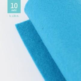 ROTOLO PANNOLENCI TURCHESE H180 CM x 10 M
