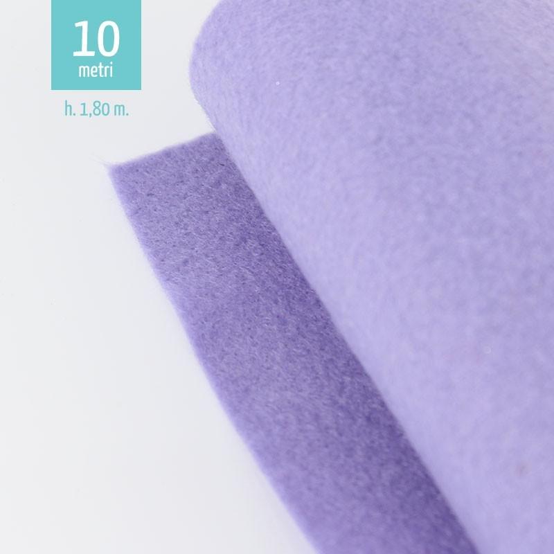 ROTOLO PANNOLENCI LILLA H180 CM x 10 M