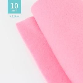 ROTOLO PANNOLENCI ROSA H180 CM x 10 M