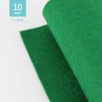 ROTOLO PANNOLENCI VERDE BILIARDO H180 CM x 10 M