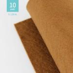 ROTOLO PANNOLENCI MARRONE H180 CM x 10 M