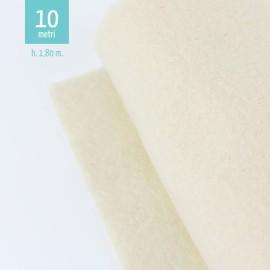 ROTOLO PANNOLENCI PANNA H180 CM x 10 M