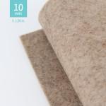 ROTOLO PANNOLENCI TORTORA H180 CM x 10 M