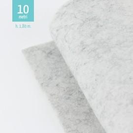 ROTOLO PANNOLENCI GRIGIO MARMO H180 CM x 10 M