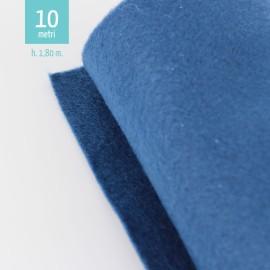 ROTOLO PANNOLENCI BLU AVION H180 CM x 10 M