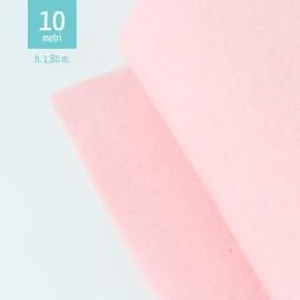ROTOLO PANNOLENCI ROSA BABY H180 CM x 10 M