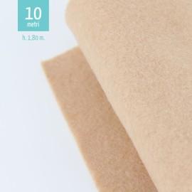 ROTOLO PANNOLENCI BEIGE H180 CM x 10 M
