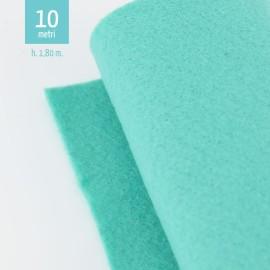ROTOLO PANNOLENCI VERDE TIFFANY H180 CM x 10 M
