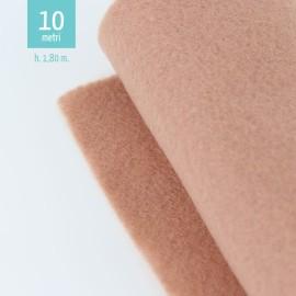 ROTOLO PANNOLENCI ROSA ANTICO H180 CM x 10 M