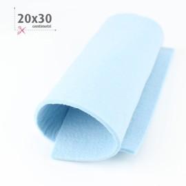FELTRO CELESTE 20X30 CM