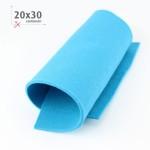 FELTRO TURCHESE 20X30 CM