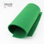 FELTRO VERDE BILIARDO 20X30 CM