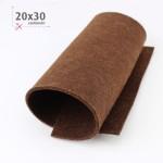 FELTRO MARRONE 20X30 CM