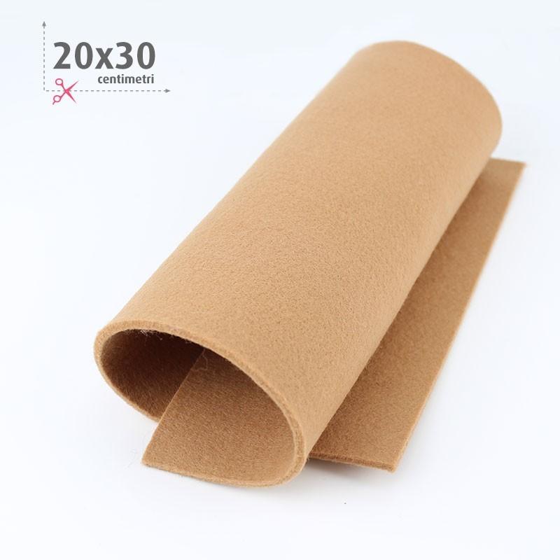 FELTRO BISCOTTO 20X30 CM