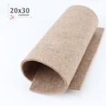 FELTRO TORTORA MELANGE 20X30 CM