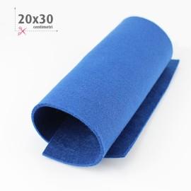 FELTRO BLU SCURO 20X30 CM