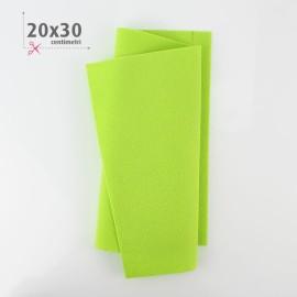 PANNOLENCI METAL 20X30 CM - VERDE ACIDO