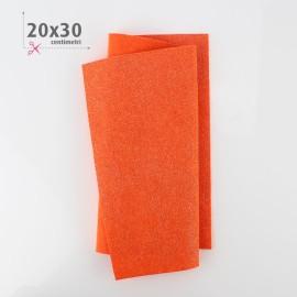 PANNOLENCI METAL 20X30 CM - ARANCIO