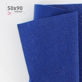 PANNOLENCI METAL 50X90 CM - BLU ELETTRICO