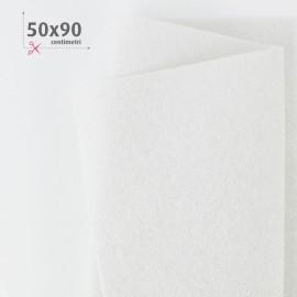 PANNOLENCI METAL 50X90 CM - BIANCO