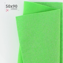 PANNOLENCI METAL 50X90 CM - VERDE MAGGIO