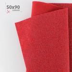PANNOLENCI METAL 50X90 CM - ROSSO