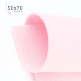 FELTRO ROSA CHIARO 50X70 CM