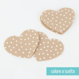 CUORE IN PANNOLENCI - STAMPA POIS