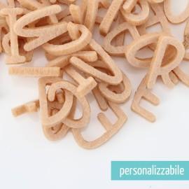 SET 250 LETTERE MINI IN FELTRO STAMPATELLO MAIUSCOLO - FONT 3